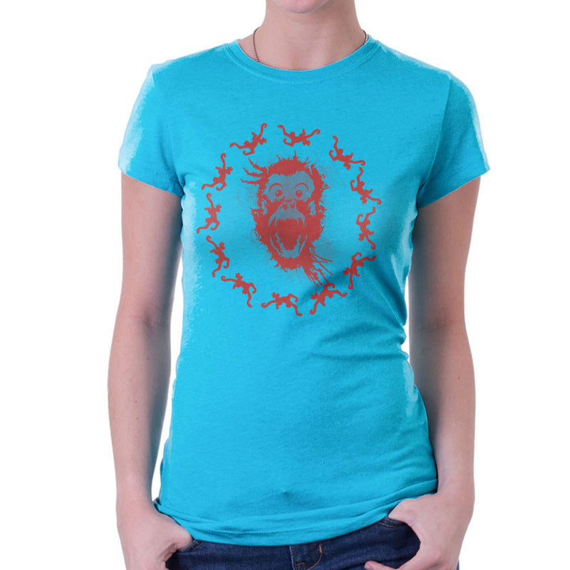 Army Of The Curious 12 Women's T-Shirt by Mannart - Cloud City 7