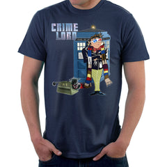 Crime Lord Doctor Who Tardis Gru Despicable Me design Cloud City 7 - 2