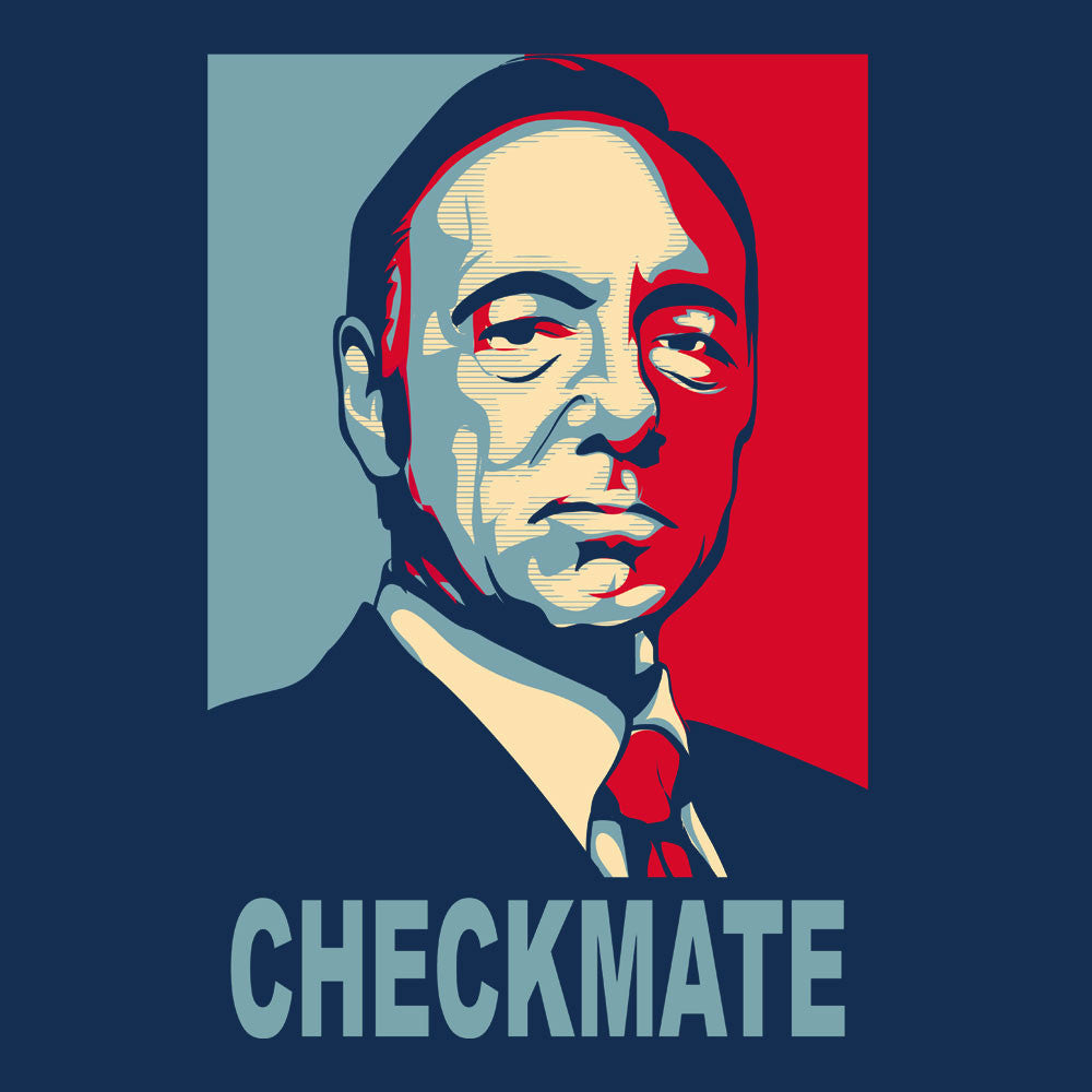 Checkmate House Of Cards Francis Underwood design Cloud City 7 - 1