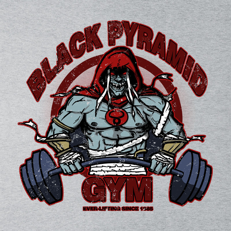 Black Pyramid Gym Mumm Ra Thundercats Women's Vest by AndreusD - Cloud City 7