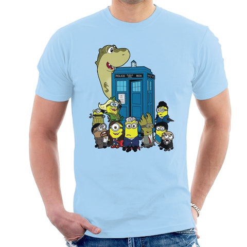 Doc Minion 12 And Chums Doctor Who Tardis Minions