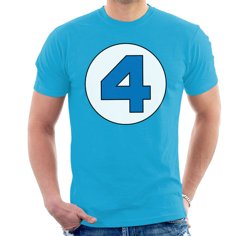 4 Fantastic Logo Men's T-Shirt