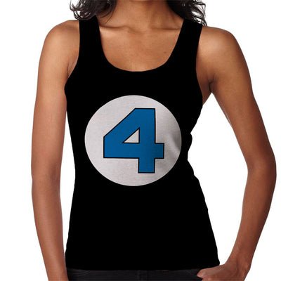 4 Fantastic Logo Women's Vest by Stefaan - Cloud City 7