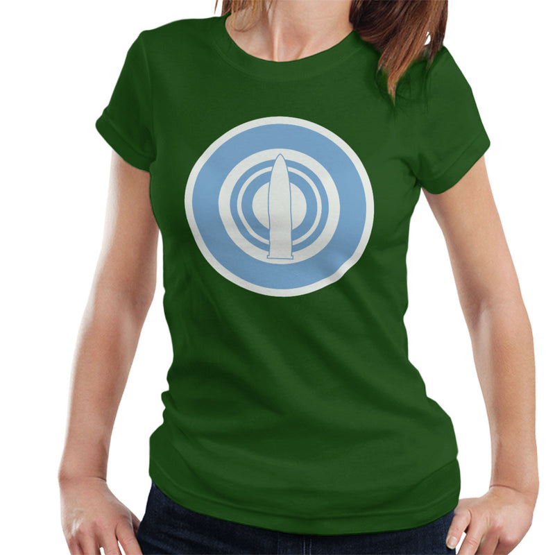 Daigaku Senbatsu Team Girls Und Panzer Women's T-Shirt by Stefaan - Cloud City 7
