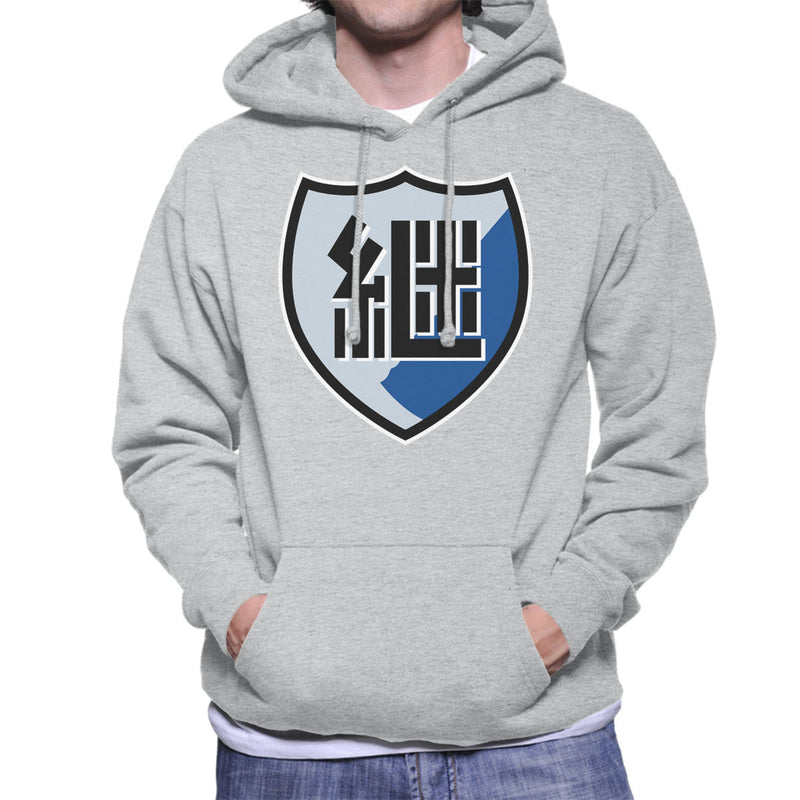 Keizoku High School Girls Und Panzer Men's Hooded Sweatshirt by Stefaan - Cloud City 7