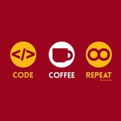 Code Coffee Repeat design Cloud City 7 - 1
