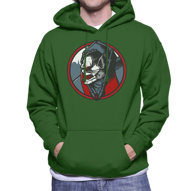 Eternias Worst Hordak Masters Of The Universe Men's Hooded Sweatshirt by AndreusD - Cloud City 7