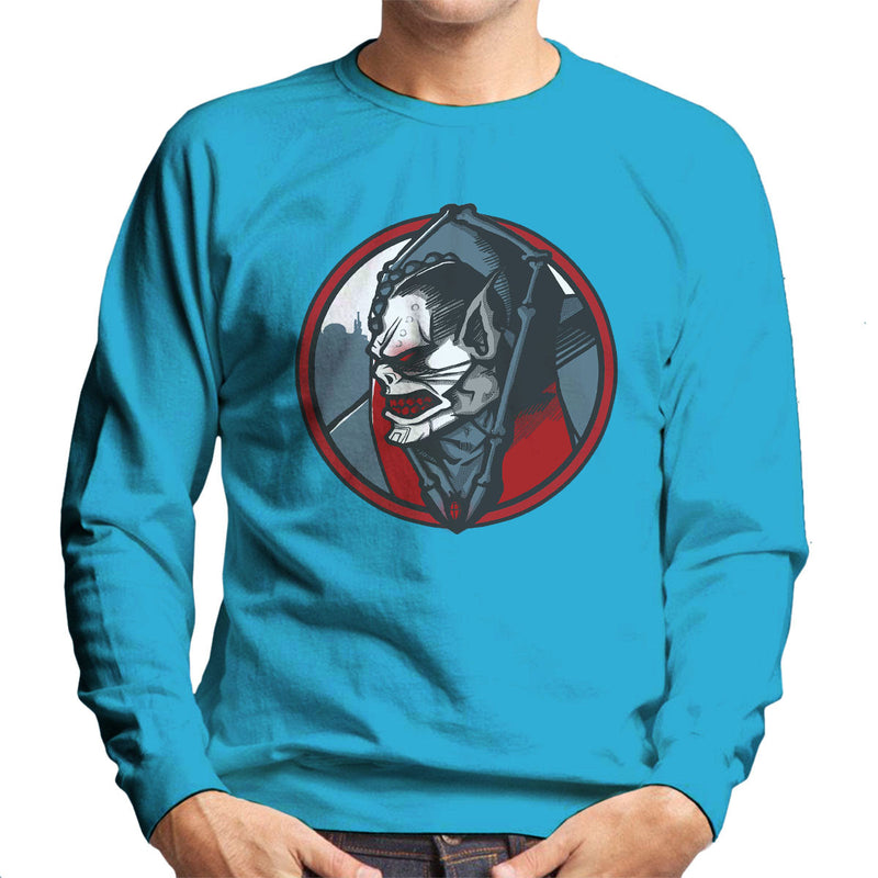 Eternias Worst Hordak Masters Of The Universe Men's Sweatshirt by AndreusD - Cloud City 7