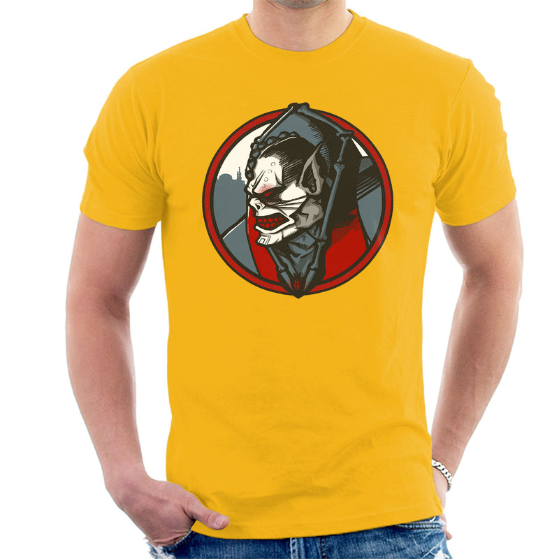Eternias Worst Hordak Masters Of The Universe Men's T-Shirt by AndreusD - Cloud City 7