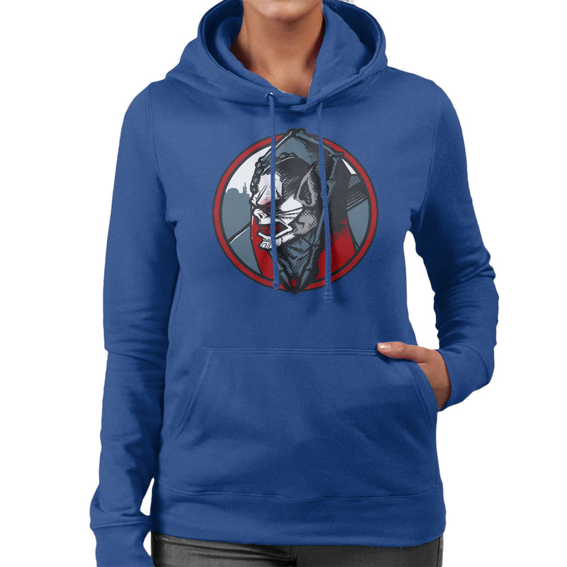 Eternias Worst Hordak Masters Of The Universe Women's Hooded Sweatshirt by AndreusD - Cloud City 7