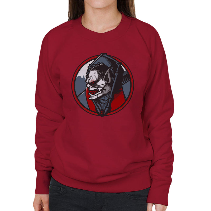 Eternias Worst Hordak Masters Of The Universe Women's Sweatshirt by AndreusD - Cloud City 7
