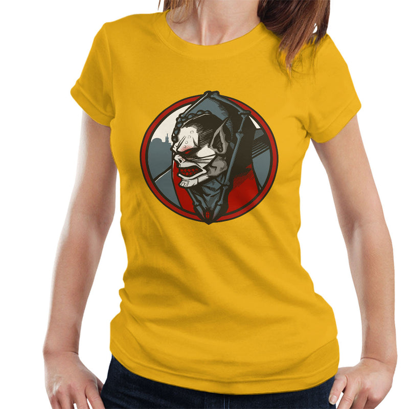 Eternias Worst Hordak Masters Of The Universe Women's T-Shirt by AndreusD - Cloud City 7