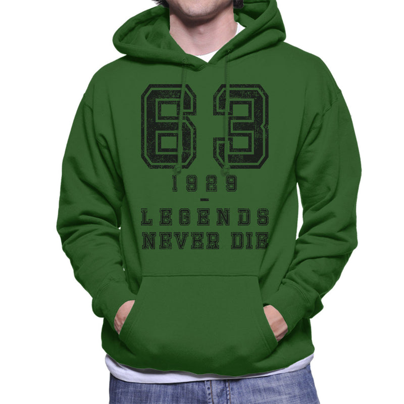 Goodbye Bud Legends Never Die Men's Hooded Sweatshirt by Kempo24 - Cloud City 7