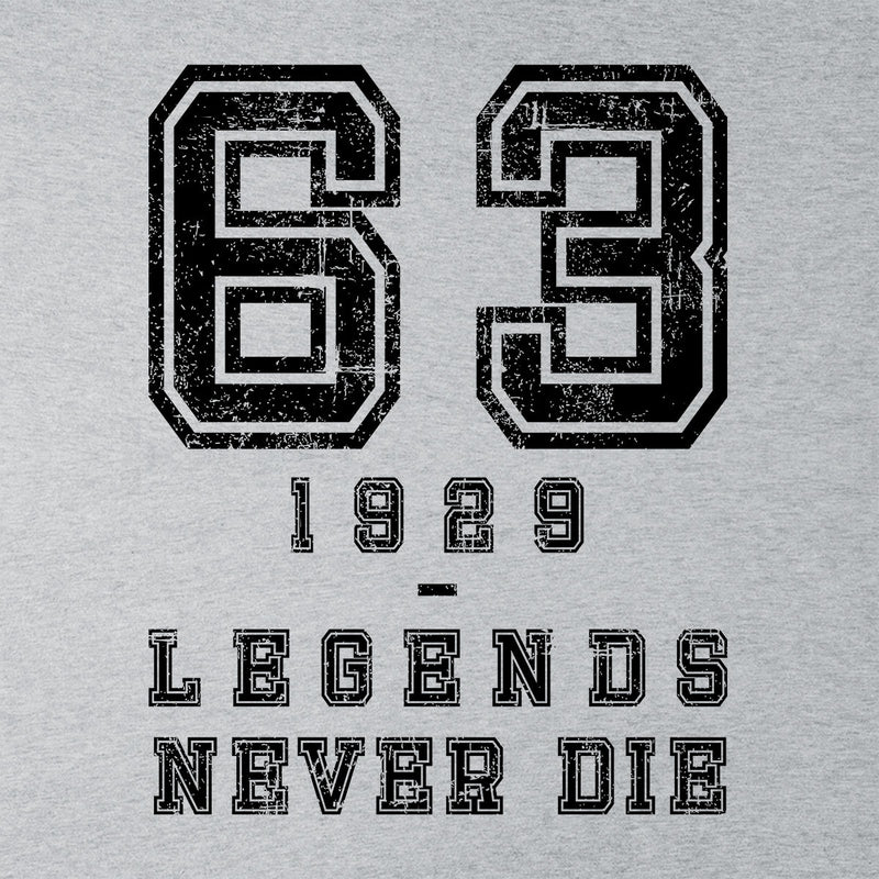Goodbye Bud Legends Never Die Men's Vest by Kempo24 - Cloud City 7