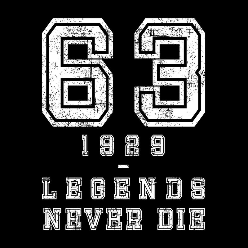 Goodbye Bud Legends Never Die White by Kempo24 - Cloud City 7