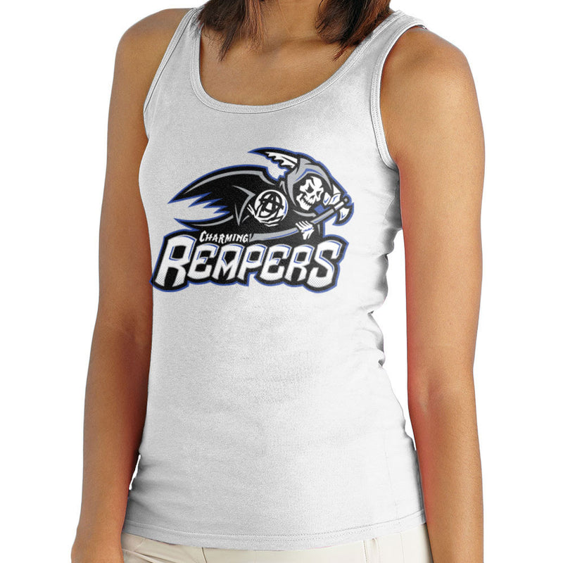 Charming Reapers Sons Of Anarchy Women's Vest by Create Or Destroy - Cloud City 7