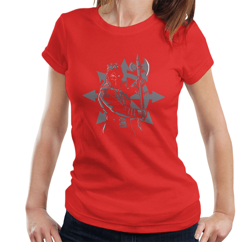 Horseman Sleepy Hollow Women's T-Shirt by AndreusD - Cloud City 7