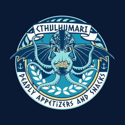 Cthulhumari Deadly Appetizers And Snacks Cthulhu Lovecraft