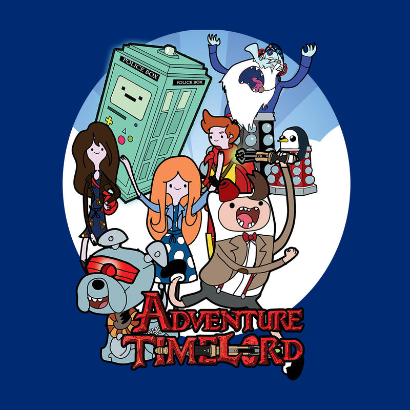 Adventure Time Lord Geration 11 Doctor Who Tardis Women's Vest by TopNotchy - Cloud City 7
