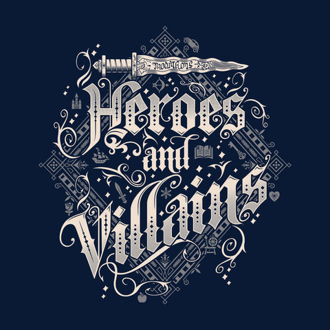 Heroes And Villains Once Upon a Time