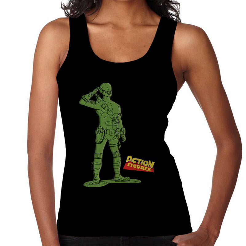 Action Heroes Snake Eyes Women's Vest by TopNotchy - Cloud City 7