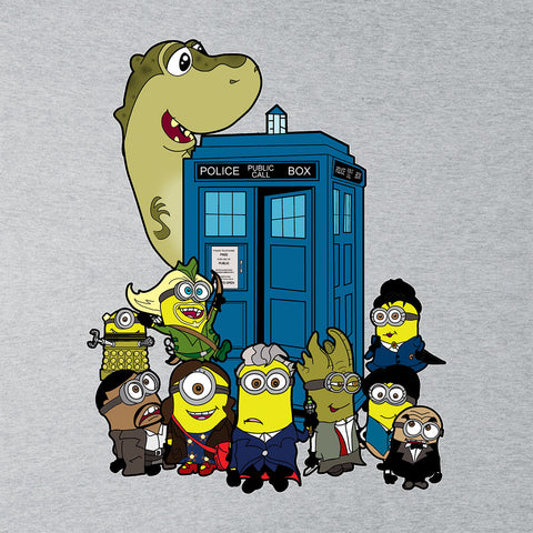Dr Who Doc Minion 12 And Chums