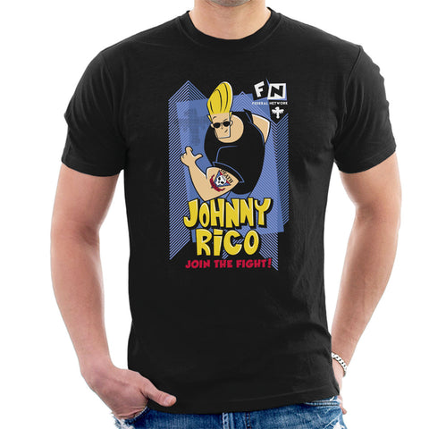 Johnny Rico Bravo Join The Fight