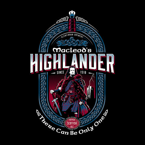 Macleods Highlander Scottish Ale