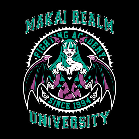 Makai Realm Fighting University