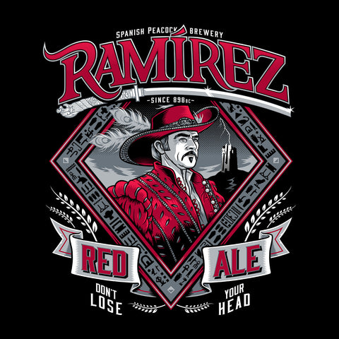 Highlander Ramirez Red Ale