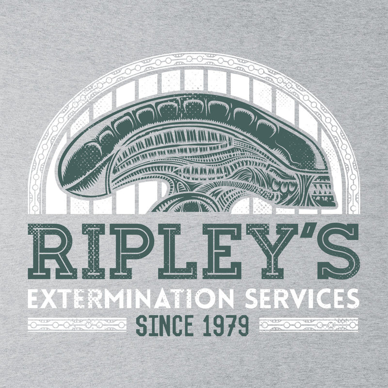 Alien Ripleys Extermination Services Women's Sweatshirt by Nemons - Cloud City 7