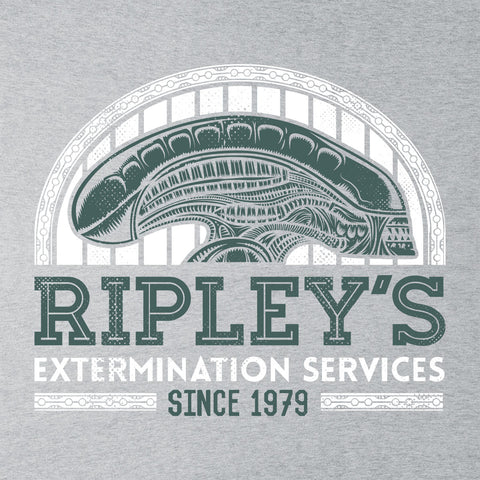 Alien Ripleys Extermination Services