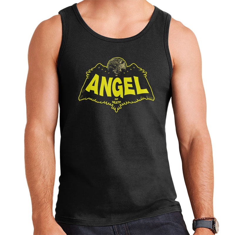 Angel Of Death Hellboy Men's Vest by AndreusD - Cloud City 7