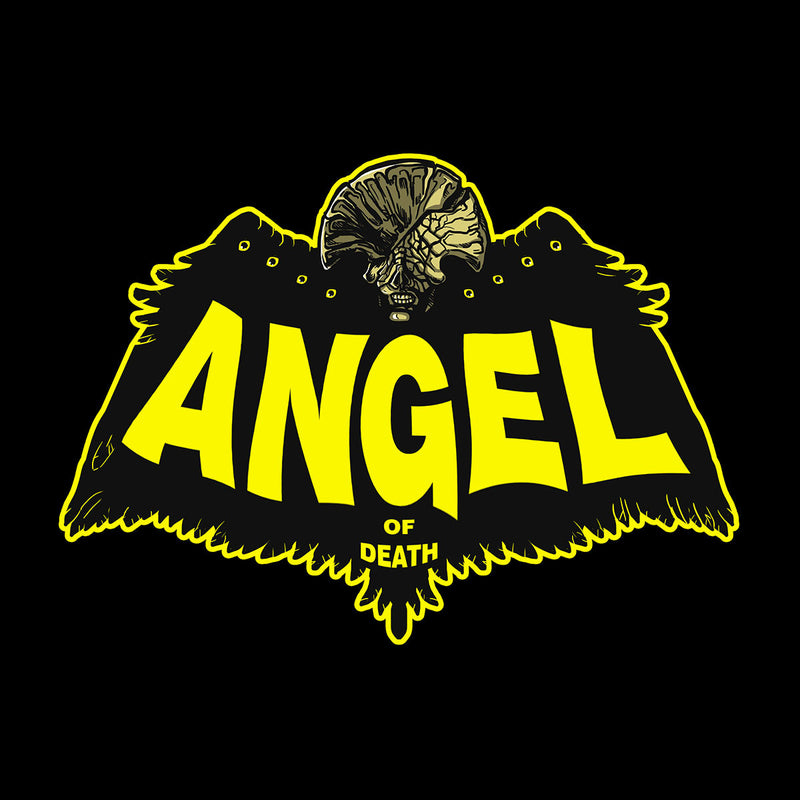 Angel Of Death Hellboy Men's Baseball Long Sleeved T-Shirt by AndreusD - Cloud City 7