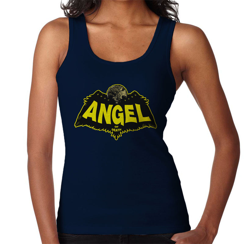 Angel Of Death Hellboy Women's Vest by AndreusD - Cloud City 7