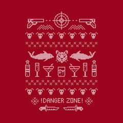 Archer Danger Zone Christmas