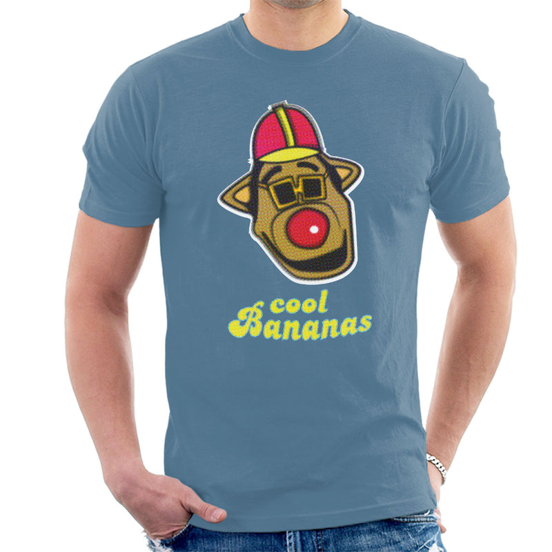 Cool Bananas Drooper Banana Splits Men's T-Shirt by Toonpunk - Cloud City 7