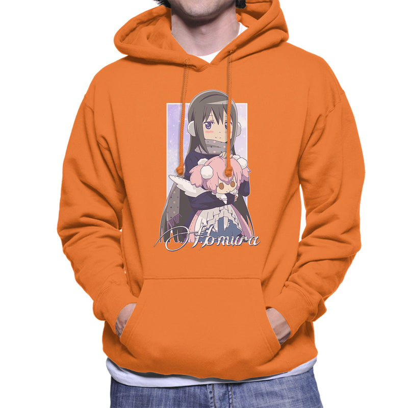Akemi Homura Puella Magi Madoka Magica Men's Hooded Sweatshirt by Trigun29 - Cloud City 7