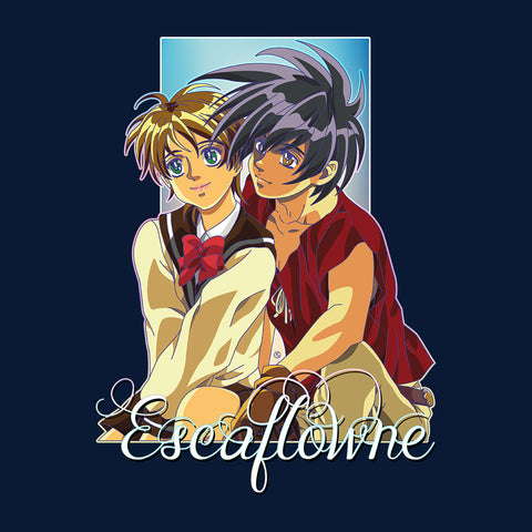 Van Fanel And Hitomi The Vision Of Escaflowne