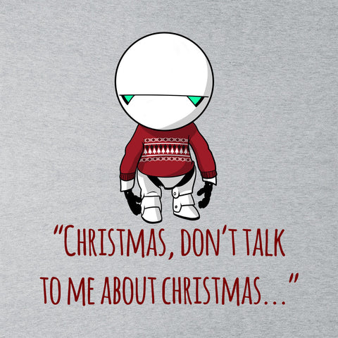 Christmas Marvin The Paranoid Android Hitchhikers Guide To The Galaxy