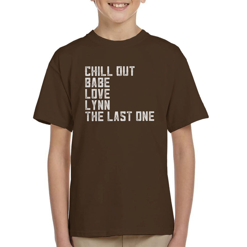 Alan Partridge Chill Out Babe Kid's T-Shirt by Nova5 - Cloud City 7