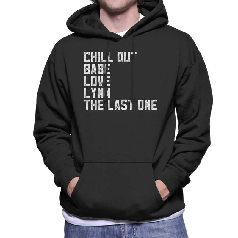 Alan Partridge Chill Out Babe Men's Hooded Sweatshirt by Nova5 - Cloud City 7