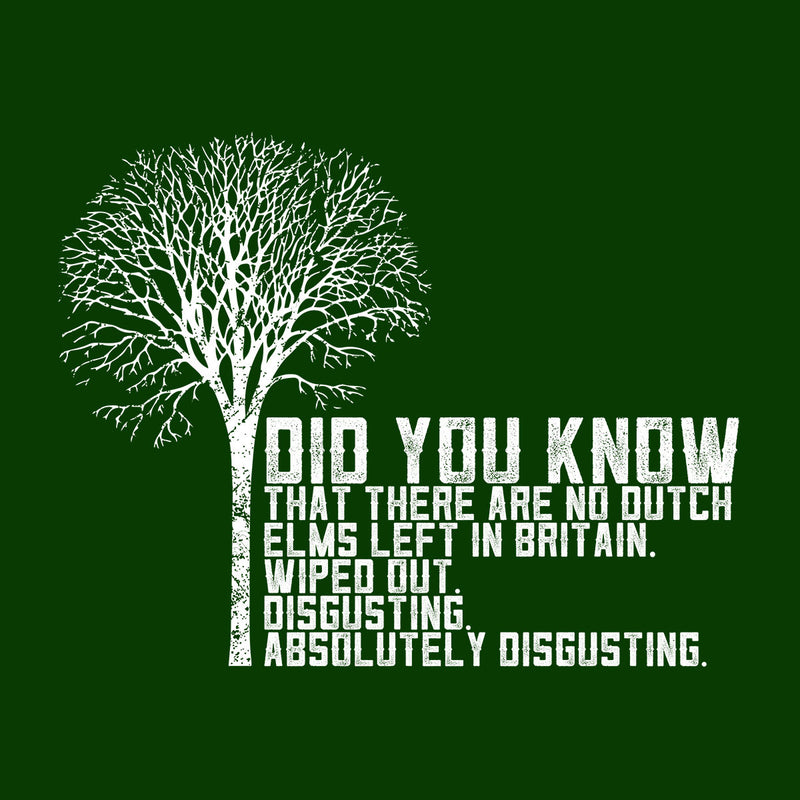 Alan Partridge Dutch Elm Did You Know Quote