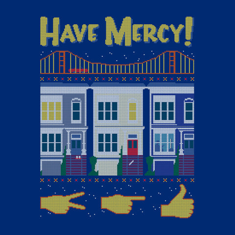 Have  Mercy Full House Christmas Knit