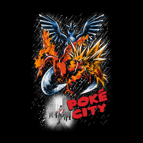 Poke City Pokemon Sin City
