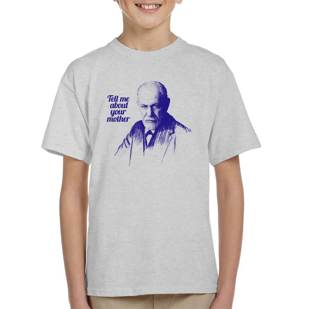 tell me about your mother sigmund freud kid s t shirt cloud city 7 tell me about your mother sigmund freud kid s t shirt