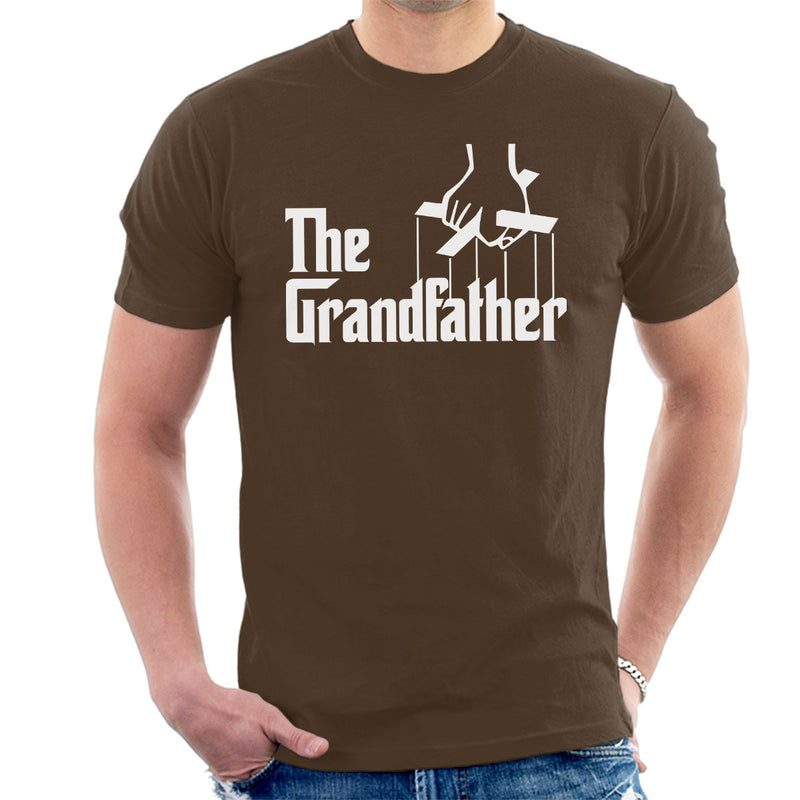 The Godfather The Grandfather Men's T-Shirt by Alisterny - Cloud City 7