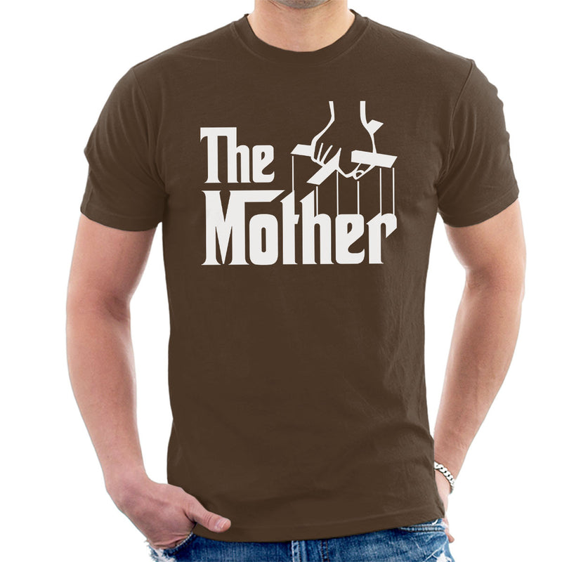 The Godfather The Mother Men's T-Shirt by Alisterny - Cloud City 7