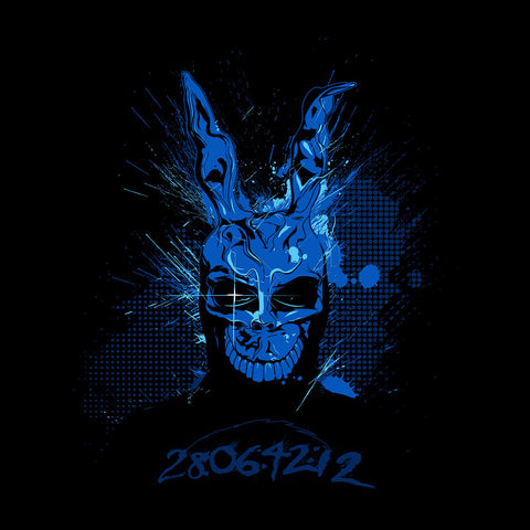 Frank The Rabbit Donnie Darko Splash