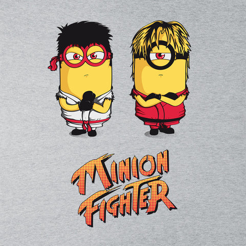 Minion Street Fighter Ryu Ken Masters